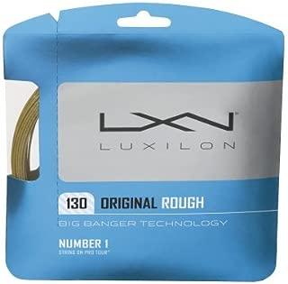 Luxilon Original Rough 130 Tennis Racquet String by Luxilon