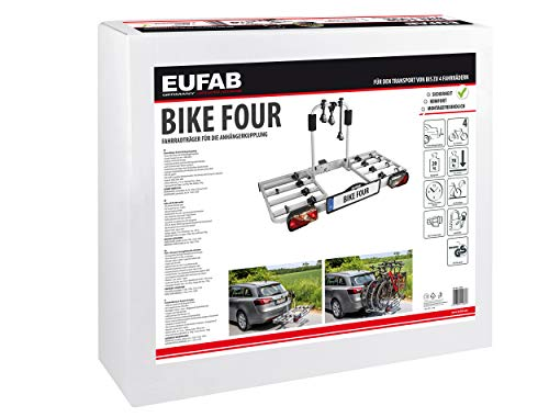 Eufab BIKE FOUR - 8