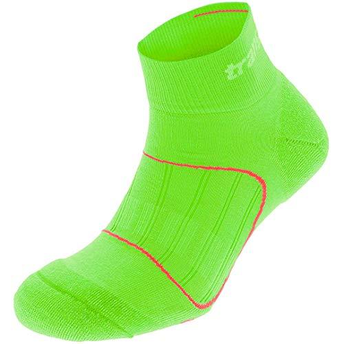 Trango pc008074 Chaussettes Unisexe Adulte L Vert/Rouge