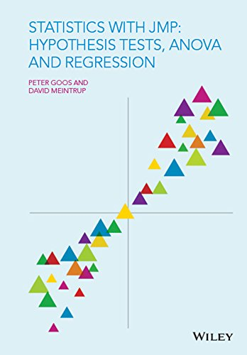 Statistics with JMP: Hypothesis Tests, ANOVA and Regression (English Edition)