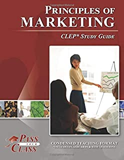 Principles of Marketing CLEP Test Study Guide