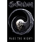 Wake the Night Textil Poster