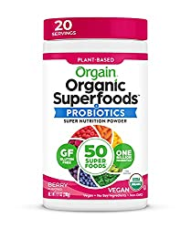 Orgain Organic Superfoods Review