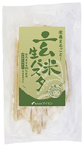 マイセン玄米生パスタ128g