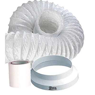 HDIUK Portable Air Conditioner Vent Duct Extension Kit