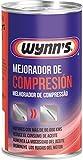 Wynn's W51367 Mejorador de Compresión, Sistema de Lubricación, Consumo Excesivo de Aceite, Fabricado en Bélgica, 325ml