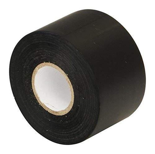 Gocableties schwarzes PVC-Isolierband, 50mm x 33m, robust und hochwertig