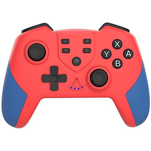 ZLQBHJ Gamepad inalámbrico, Controlador de Juegos inalámbrico para el Controlador Bluetooth Gamepad para el Controlador de interruptores NS Bluetooth Joystick con NFC
