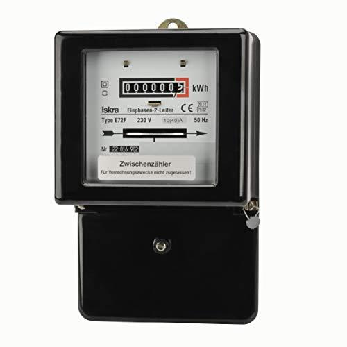 UNITEC Wechselstrom-Zwischenzähler, regenerierter Stromzähler für den internen Gebrauch, komplett gewartet