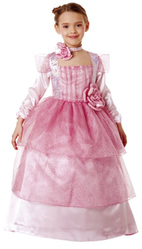 Cesar - Corolle - B798-001 - Costume - Princesse Lili - Rose - 3/5 ans