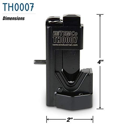 TEMCo Hammer Lug Crimper Tool 5 Year Warranty