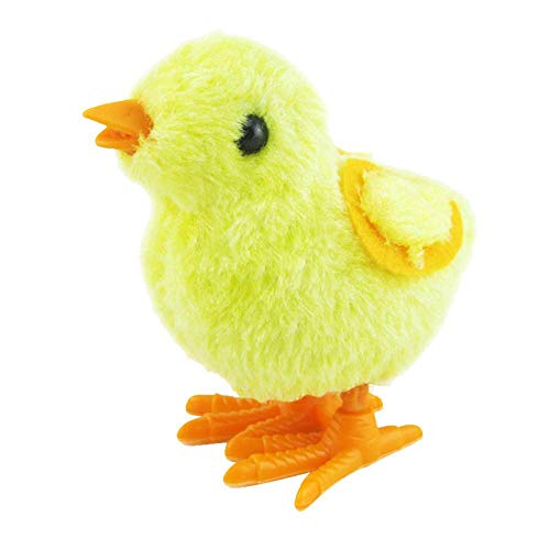 yangGradel Cuerda Niños Juguete Jumping Pollo Patitos Huevo Pascua Baby Toys Party Supplies - 1PCS