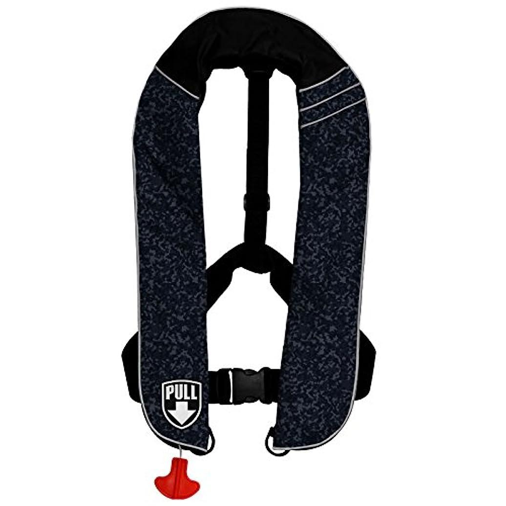 シュガー。ただライフジャケット 膨張式ライフジャケット 救命胴衣 AQUATEX アクアテックス AQUA-FIT アクアフィット 自動膨張式 ベストタイプ 特許取得品 全18色 lj-vj-001-f