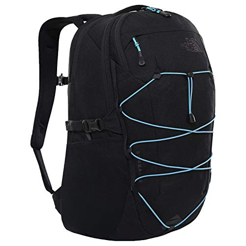 The North Face Borealis - Zaino 50 cm, colore: Nero/Blu
