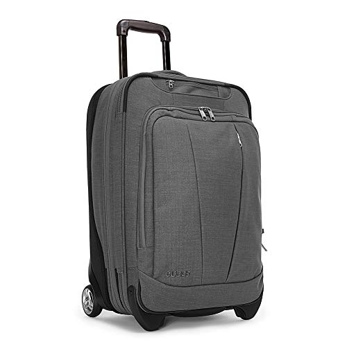 eBags TLS 22 Inch Expandable Wheeled Carry-On (Heathered Graphite)