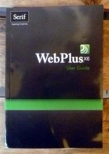 WebPlus X6 User Guide