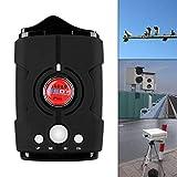 Détecteurs de radar pour voiture, MASO Détecteur de radar laser avec détection à 360 degrés, alerte vocale et...