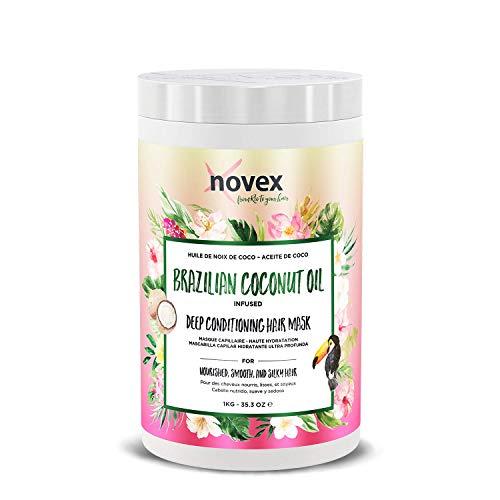 Embelleze Novex Coco - Mascarilla Liso Perfecto y Nutrición