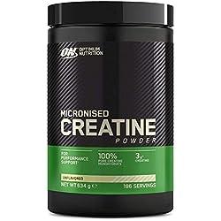 Optimum Nutrition, creatina micronizada