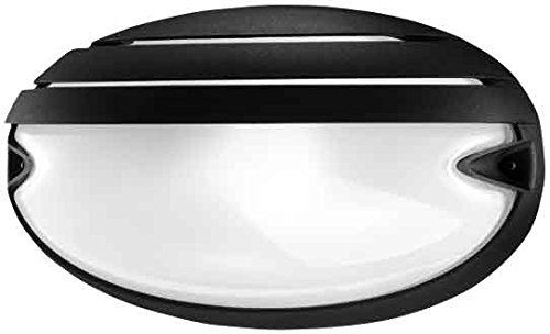 PERFORMANCE IN LIGHTNING 005706 PLAFONIERA IP55 CHIP OVALE 25/GRILL BIANCO