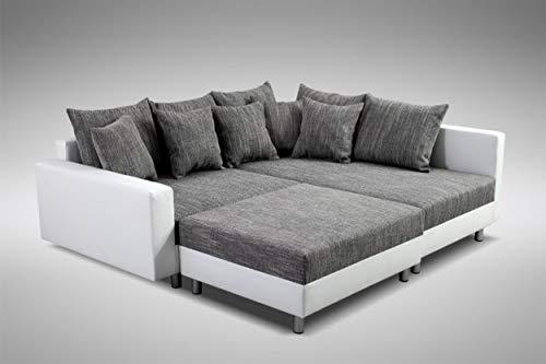 Ecksofa Couch – Küchen-Preisbombe Modernes Sofa Couch kaufen  Bild 1*