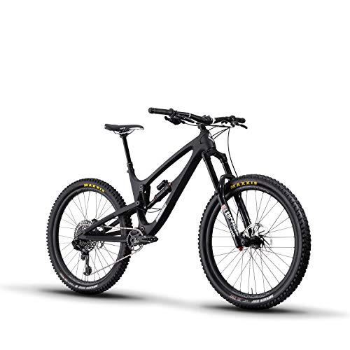 Diamondback Bicycles Mission 1C, Carbon Full Suspension Mountain Bike, 16.5