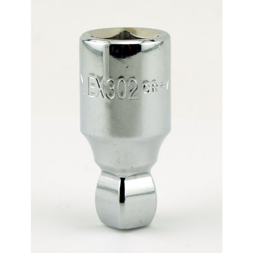GreatNeck EX302 1/2 Inch Drive Wobble, 2 Inch