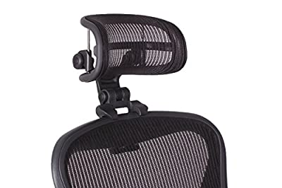 The Original Headrest for The Herman Miller Aeron Chair by Engineered Now by Engineered Now