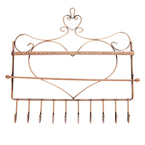 Forma moderna y creativa, para guardar relojes, joyas, anillos, pendientes, pulseras, collares, etc.