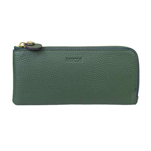 [バルコス] GLウォレット L型財布<チルコロL> レディース ONESIZE グリーン