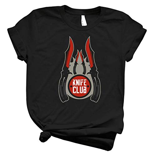 Csgo Knife Club Butterfly Knife 5 - Unisex Shirt Men's Shirt Best Vintage Tee for Women Kids Youth Handmade