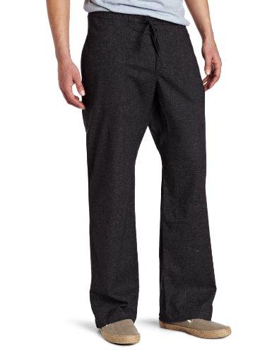 prAna Men's Sutra Pant (Black, X-Large)