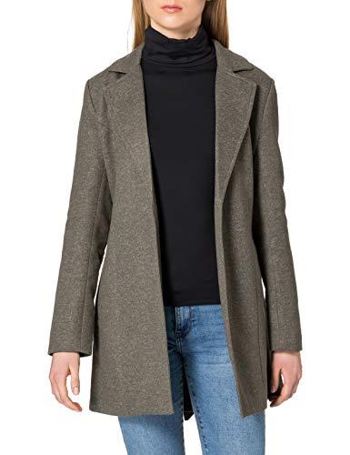Only ONLKAREN Light Coat OTW Abrigo, Calamata, XL para Mujer