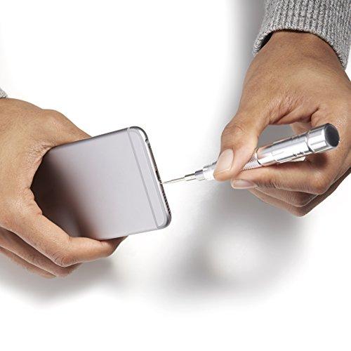 Amazon Basics Smartphone Repair Tool Kit Set With Case