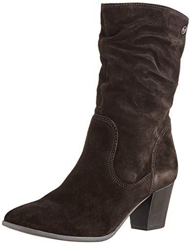 Tamaris Damen 1-1-25740-23 Hohe Stiefel, Schwarz (Black 1), 40 EU