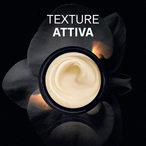 Lierac Premium La Crème Voluptueuse, Crema Viso Ricca, Anti-Età Globale con Acido Ialuronico, Rughe profonde, perdita di densità, rilassamento, adatta alla Pelle Secca. Formato da 50ml