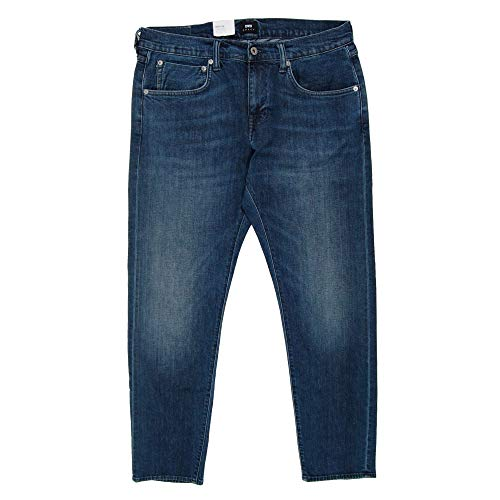 Edwin ED-55 Regular Tapered CS Red Listed Jeans Mission wash