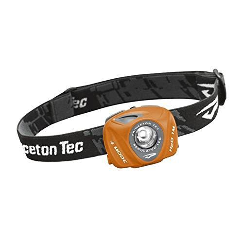 Princeton Tec Eos130-or/GY Princeton Tec EOS 130 Lumen lampe frontale Orange