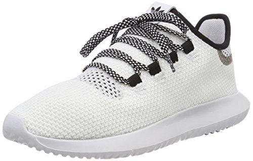 adidas Tubular Shadow CK, Scarpe da Fitness Uomo, Bianco (Ftwbla/Ftwbla/Negbás 000), 42 EU