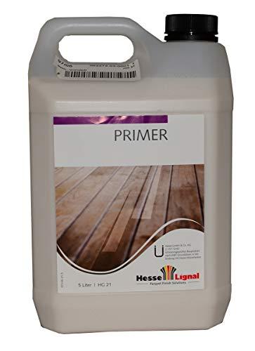 Hesse Lignal Hesse PRIMER-PLUS HG 22 HYDRO Lacke farblos-Grundierungen, 5 Liter