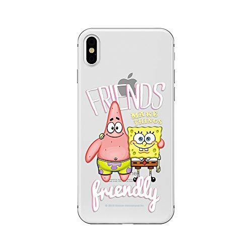 Ert Group NPCSBOB9026 Custodia per Cellulare SpongeBob 022 IPHONE 5/5S/SE