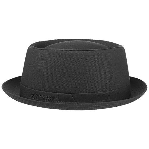 Mens gents trilby noir 100/% laine s m l xl xxl 56 58 59 60 61