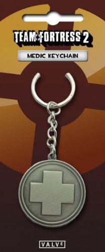 Valve Team Fortress 2 Medic Keychain