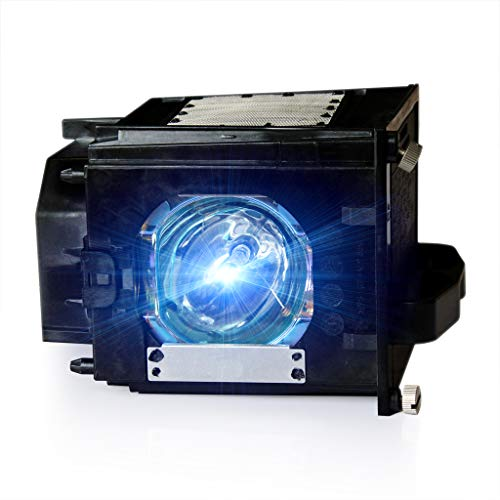 Tawelun Projector Bulb 915P049010 915P049A10 for Mitsubishi WD-52631 WD-57731 WD-57732 WD-65731 WD-65732 WD-Y57 WD-Y65 Replacement Lamp with housing