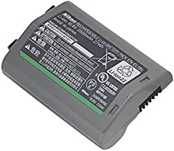 Nikon Lithium-Ion Rechargeable Digital Camera Battery, Grey (EN-EL18c)
