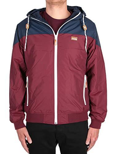 IRIEDAILY Insulaner Jacket [Maroon]