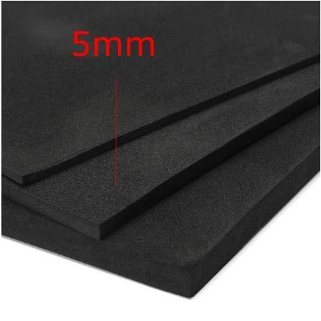 MYAMIA 200x200Mm ESD Antistatische Pin-Einlage Mit Hoher Dichte Schaum 3/5/10Mm-5Mm