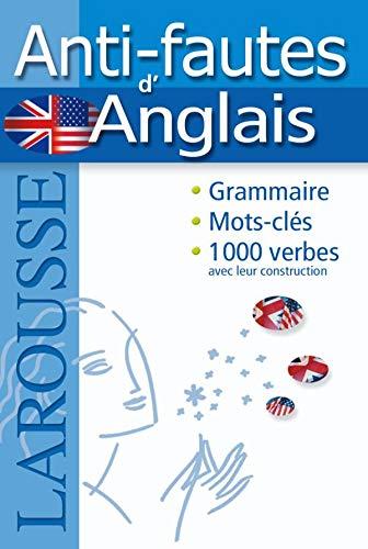 Anti-fautes d'Anglais