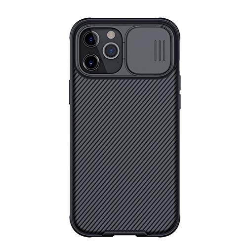 PENGQ Caja de teléfono móvil, Caja de teléfono móvil Antideslizante a Prueba de Golpes, Dispositivo de protección Resistente Duradero, Adecuado para iPhone 12 Pro/iPhone 12 (6.1 Pulgadas)