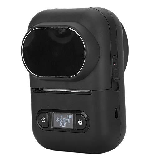 Stampante per etichette USB, Etichettatrice termica Bluetooth portatile, Stampante per indirizzi di etichette di spedizione per etichettatura, archiviazione, corrispondenza, codici a barre, ufficio, c